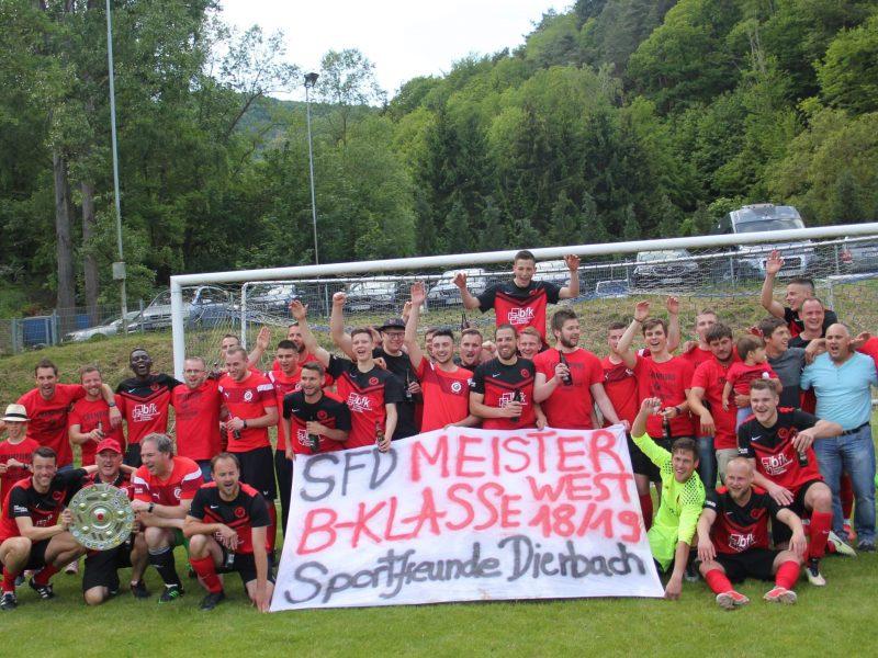 Sportfreunde_Dierbach_Fussball_Aktive_Meisterschaft_2019_2