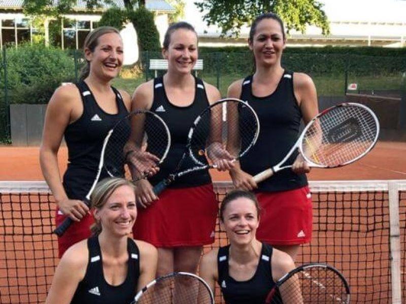 Sportfreunde_Dierbach_Tennis_Damen_30_Training_3
