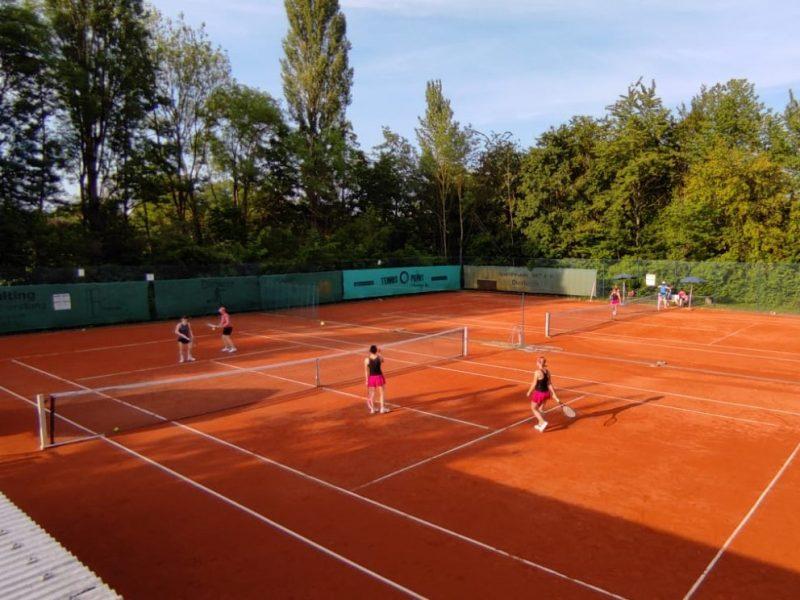 Sportfreunde_Dierbach_Tennis_Damen_Training